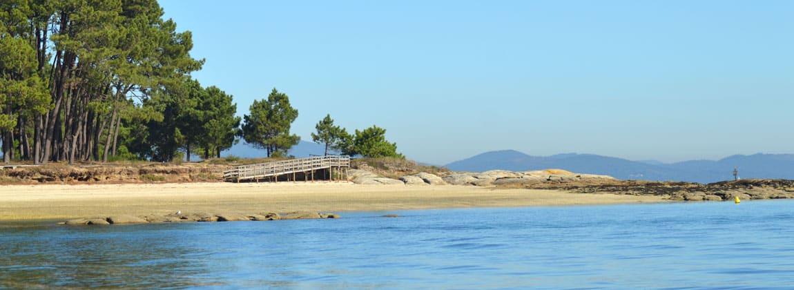 Playas Illa de Arousa
