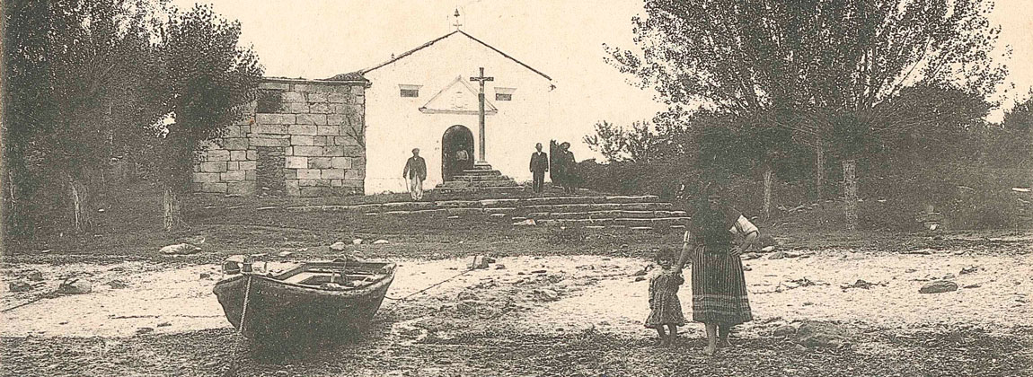 Isla de Cortegada historia