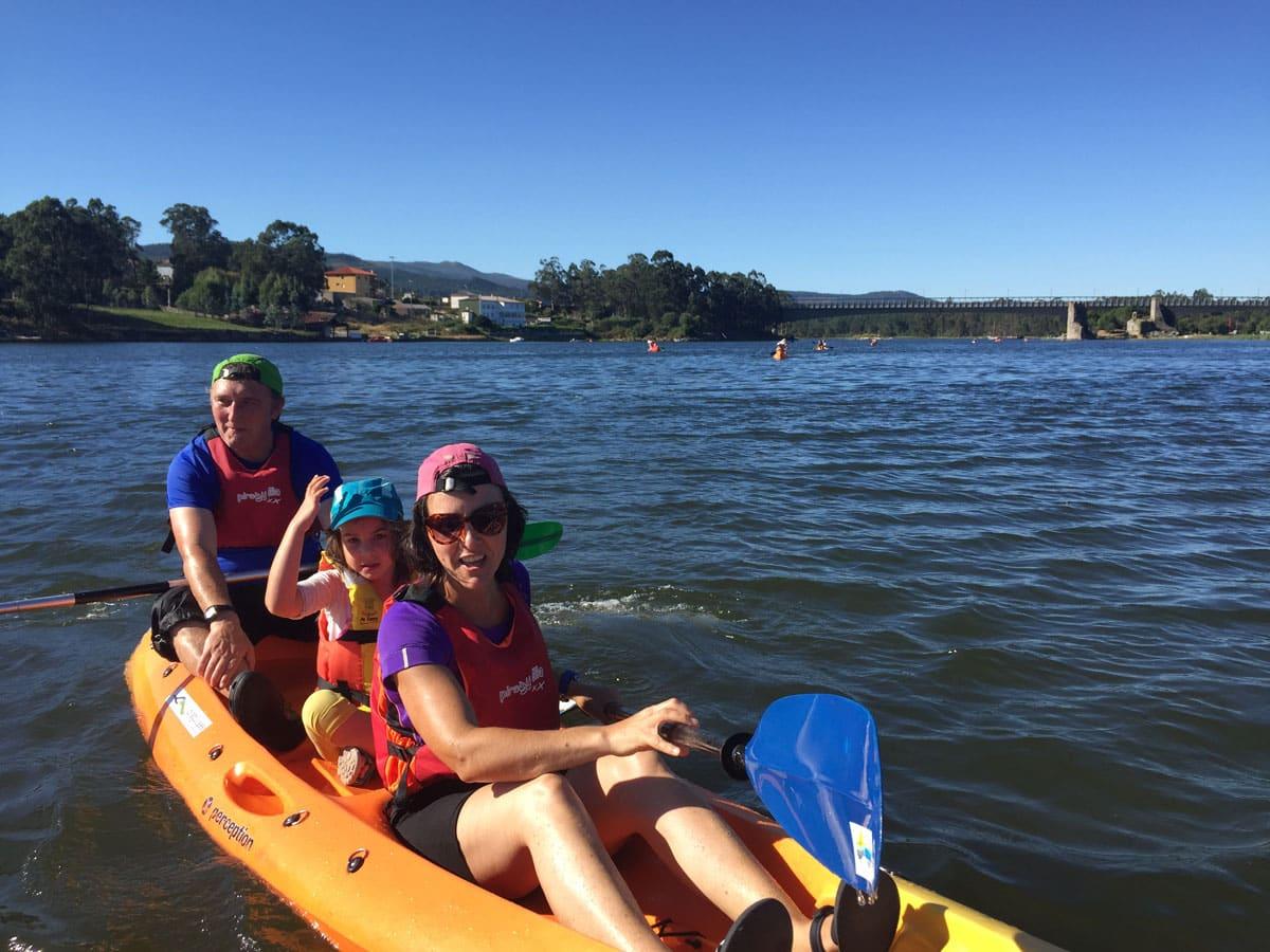 Arousa kayaks