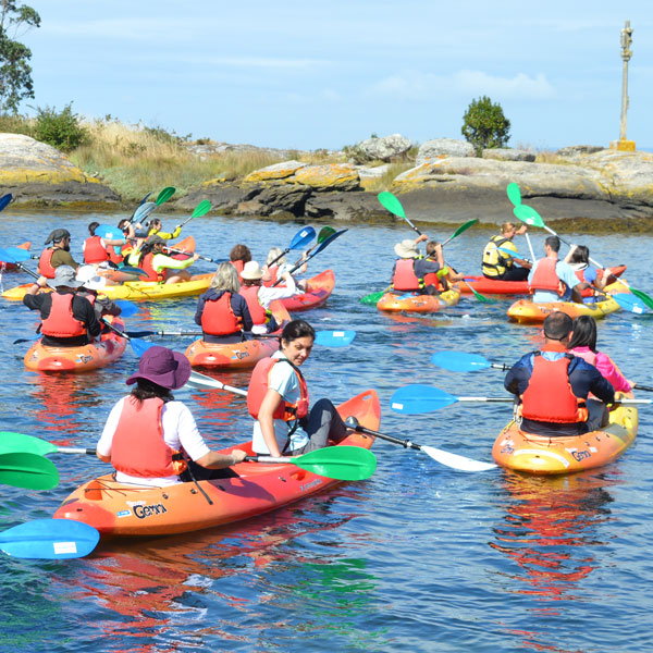 Pontevedra actividades
