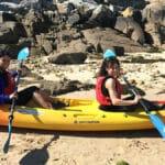 Kayak cómo se practica