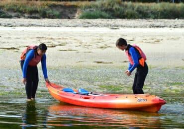 Kayak sin experiencia