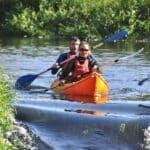Kayak de río