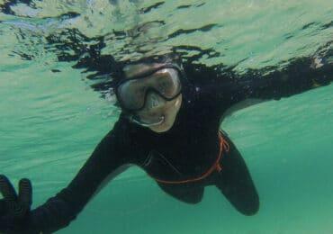 Snorkel Galicia