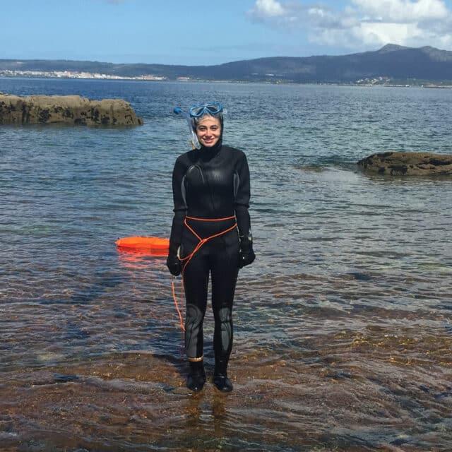 Snorkel para adultos