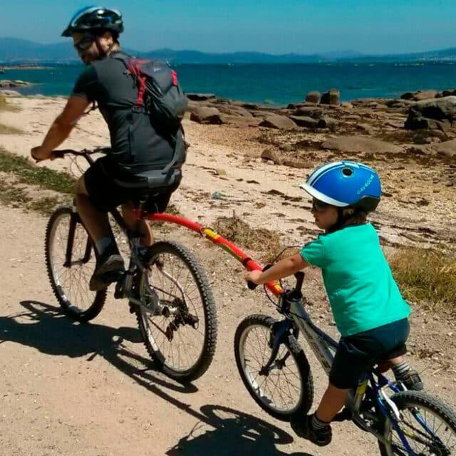 Actividades con niños Rías Baixas