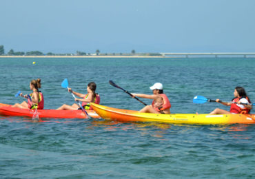 Alquiler Kayak Illa de Arousa