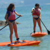 Stand up paddle cerca de Santiago