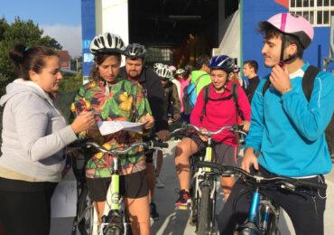 Yincana en Bicicleta