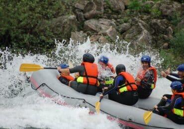 Actividades de agua en Galicia