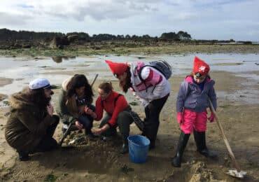 Actividades con niños en Galicia