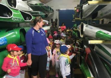 Actividades con niños Pontevedra