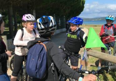Gymkana en Bici por a Illa de Arousa