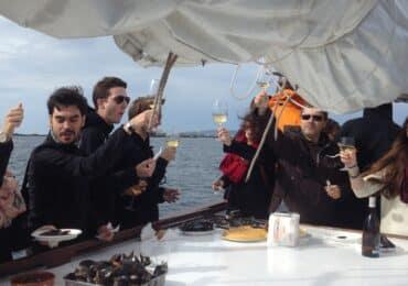 Rutas en barco Rías Baixas