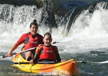 Kayak Río Umia