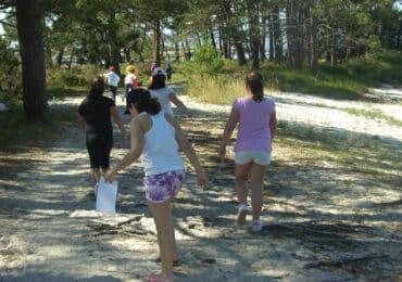 Actividades para niños turismo