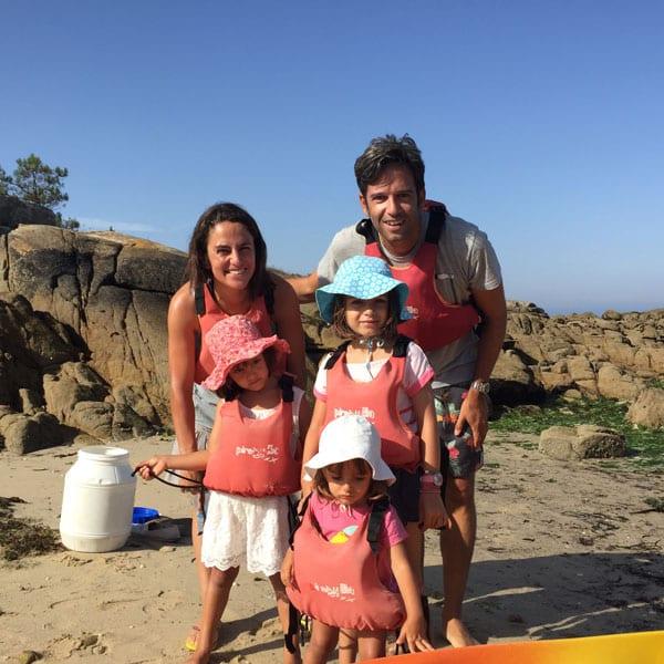 Vacaciones en familia Galicia