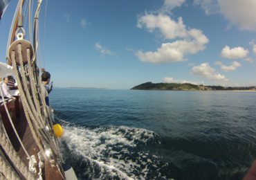 Rutas en velero Galicia