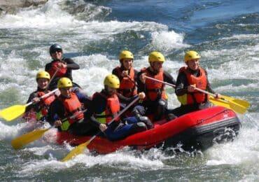 Rafting Pontevedra