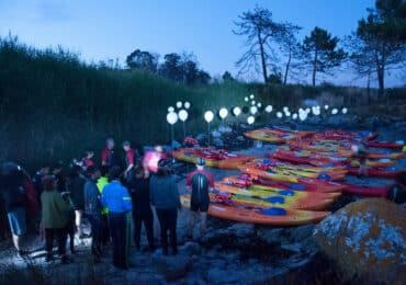 Kayak Arousa