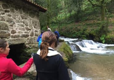Ruta da pedra e da auga Pontevedra