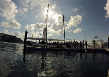 Excursión velero Galicia