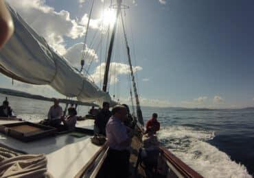 Alquiler velero Galicia