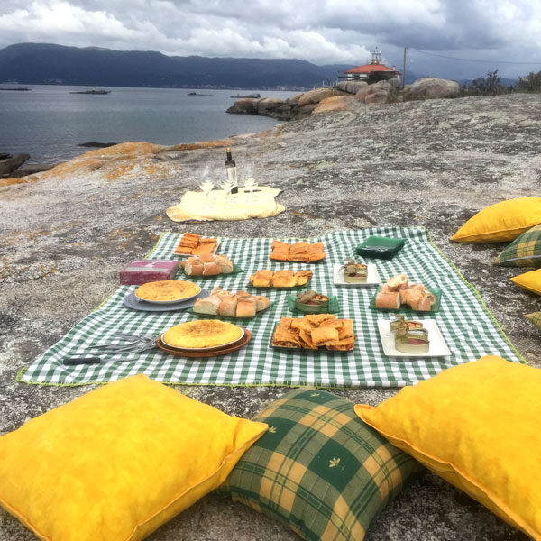 Dónde comer Illa de Arousa