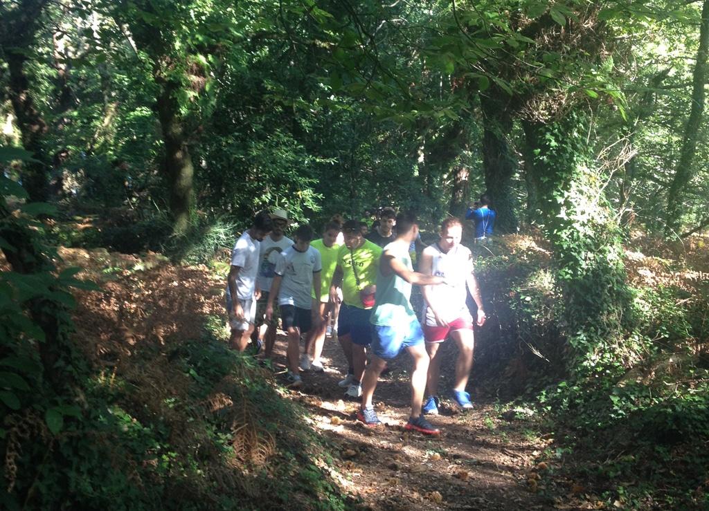 Visitar la isla de Cortegada es un buen plan para disfrutar de un día diferente entre amigos y familia.