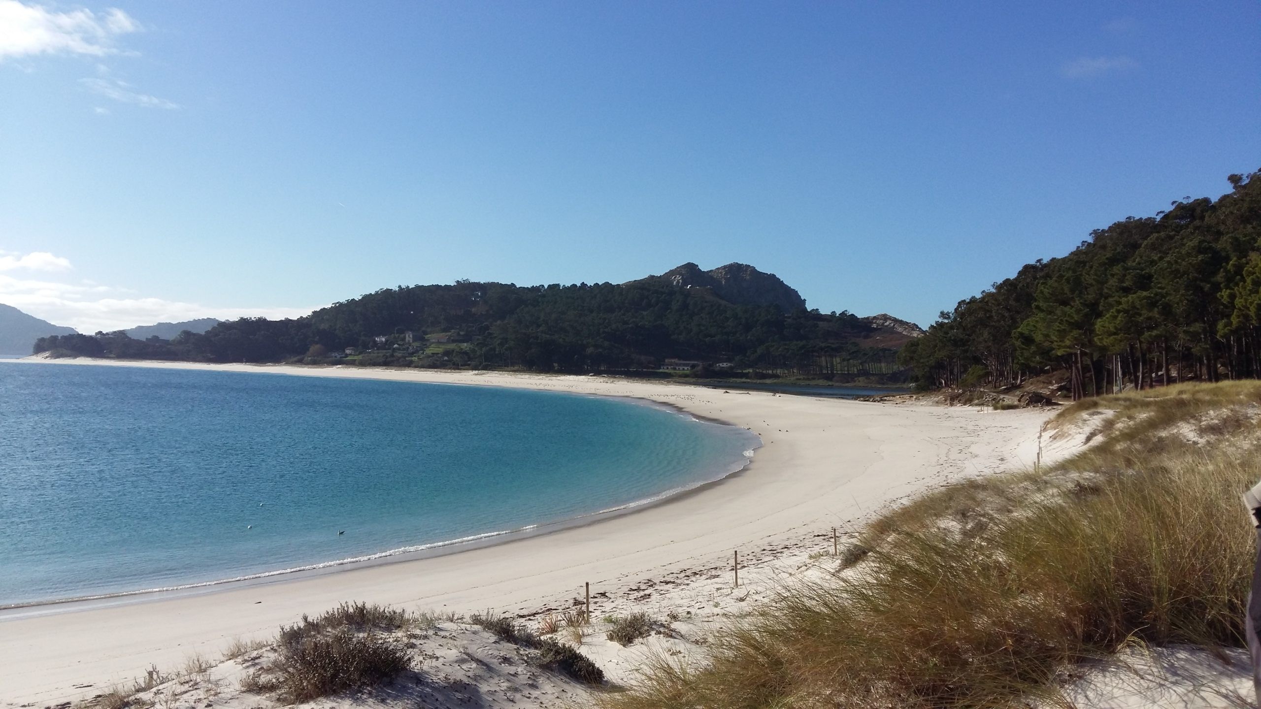 Playa de Cíes