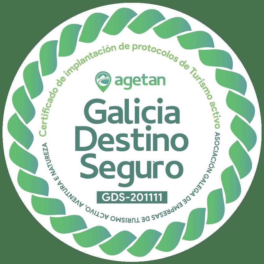 Galicia Destino Seguro Piragüilla