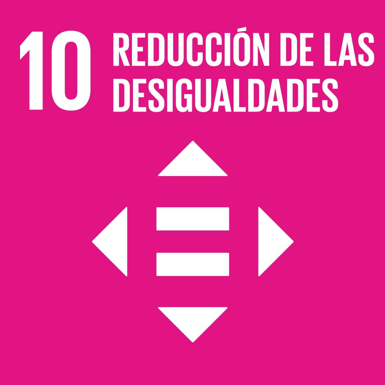 ODS Pîragüilla - Reducción de la desigualdad