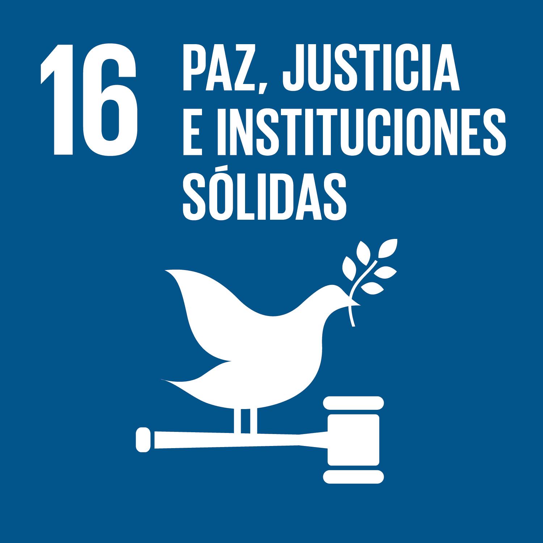 ODS Piragüilla - Paz Justicia e Instituciones Sólidas