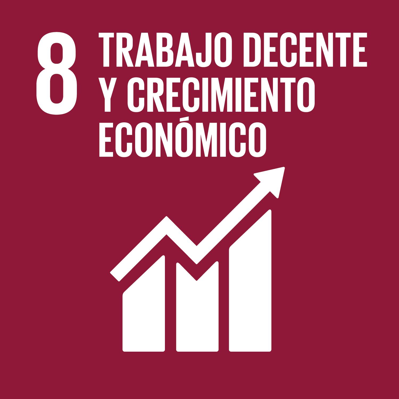 ODS Piragüilla - Trabajo decente y crecimiento económico