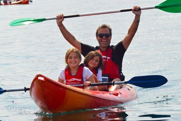 Regala Alquiler Kayak Illa de Arousa Piragüilla