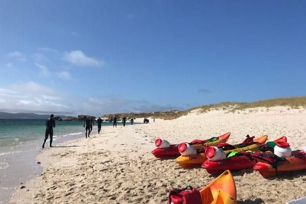 Regala Snorkel y Kayak Piragüilla